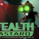 Un jeu d'infiltration gratuit : Stealth Bastard