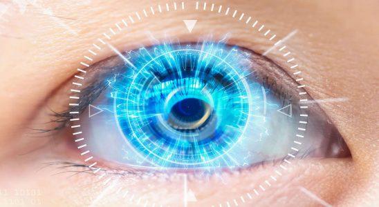 lentilles de réalité augmentée
